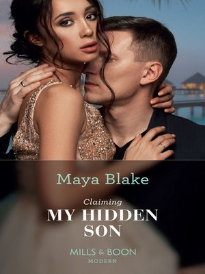 cover image of Claiming My Hidden Son