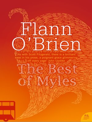 cover image of Best of Myles
