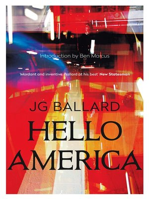 cover image of Hello America