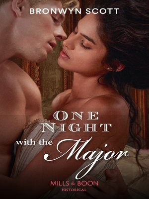 cover image of One Night With the Major