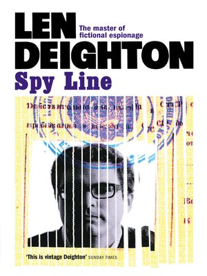 cover image of Spy Line