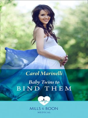 cover image of Baby Twins to Bind Them