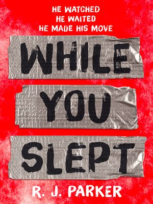 cover image of While You Slept