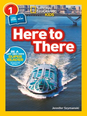 cover image of Here to There