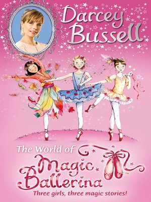 cover image of Darcey Bussell's World of Magic Ballerina