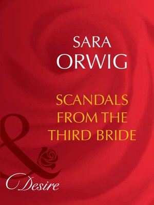 cover image of Scandals from the Third Bride
