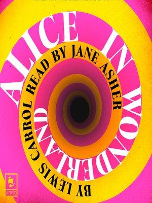 cover image of Alice in Wonderland (Argo Classics)