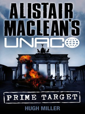 cover image of Prime Target