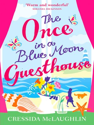 cover image of The Once in a Blue Moon Guesthouse