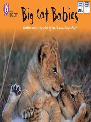 cover image of Collins Big Cat – Big Cat Babies