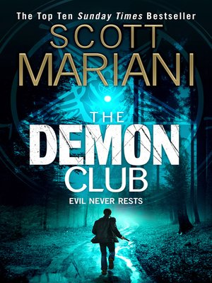 cover image of The Demon Club