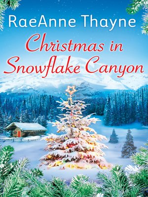 cover image of Christmas in Snowflake Canyon