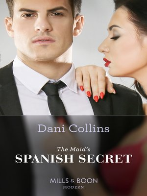 cover image of The Maid's Spanish Secret