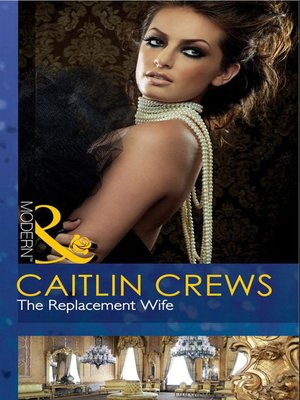 cover image of The Replacement Wife