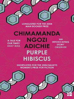 cover image of Purple Hibiscus