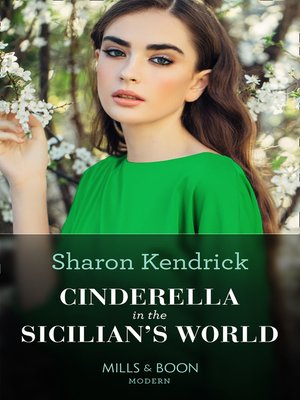 cover image of Cinderella In the Sicilian's World
