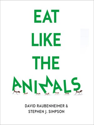 cover image of Eat Like the Animals