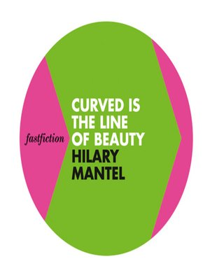 cover image of Curved is the Line of Beauty