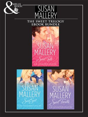 cover image of Sweet Trilogy