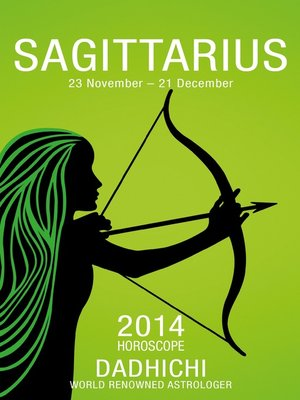 cover image of Sagittarius 2014