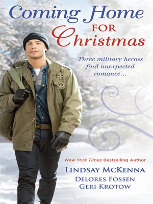 cover image of Coming Home For Christmas