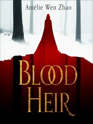 cover image of Blood Heir (Blood Heir Trilogy, Book 1)