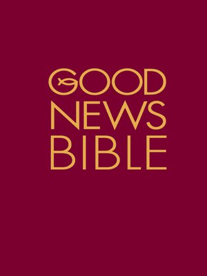 cover image of Good News Bible