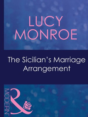 cover image of The Sicilian's Marriage Arrangement