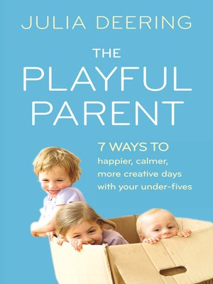 cover image of The Playful Parent