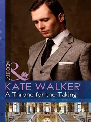 cover image of A Throne for the Taking