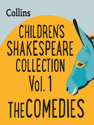 cover image of Collins – Children's Shakespeare Collection, Volume 1