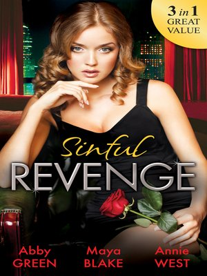 cover image of Sinful Revenge