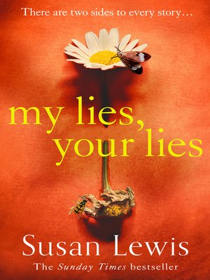 cover image of My Lies, Your Lies