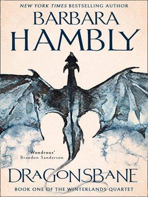 cover image of Dragonsbane