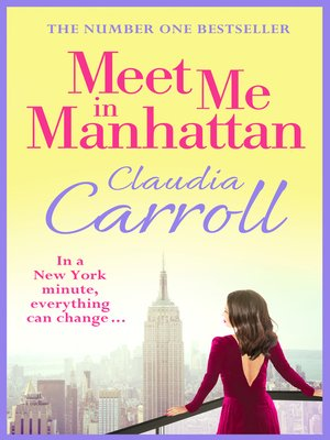 cover image of Meet Me In Manhattan