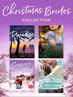 cover image of Christmas Brides Collection