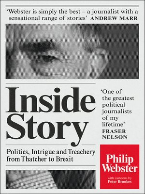 cover image of Inside Story