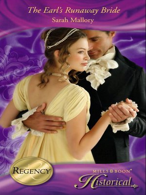 cover image of The Earl's Runaway Bride