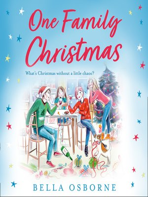 cover image of One Family Christmas