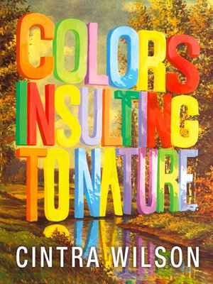 cover image of Colors Insulting to Nature