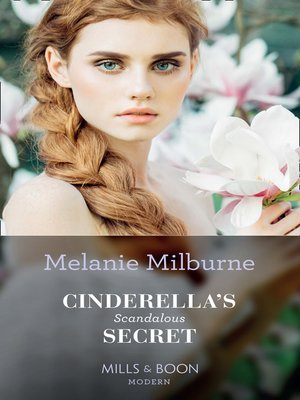 cover image of Cinderella's Scandalous Secret