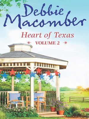 cover image of Heart of Texas Volume 2