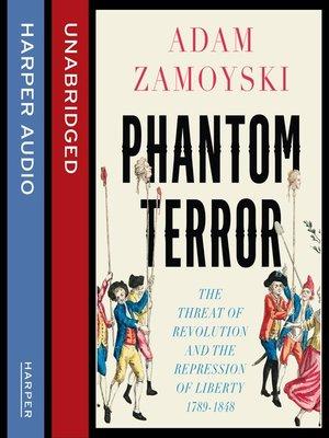 cover image of Phantom Terror