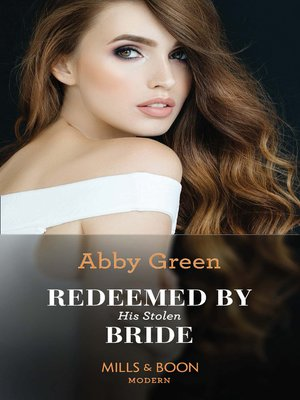 cover image of Redeemed by His Stolen Bride