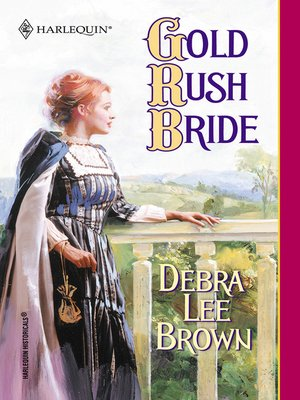 cover image of Gold Rush Bride