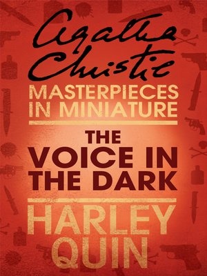 cover image of The Voice in the Dark