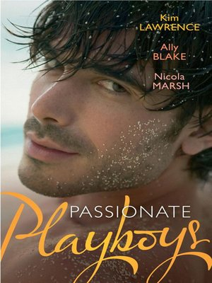 cover image of Passionate Playboys