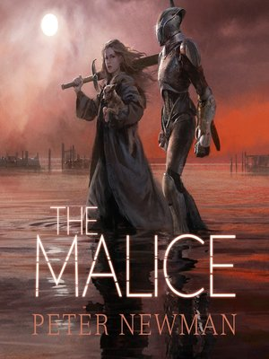 cover image of The Malice (The Vagrant Trilogy)