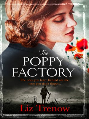 cover image of The Poppy Factory