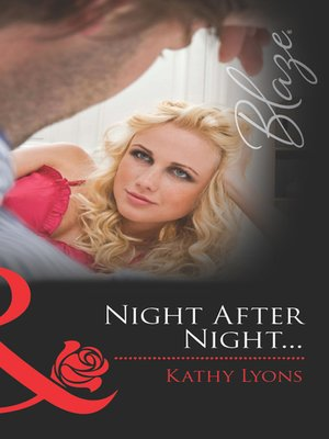 cover image of Night After Night...